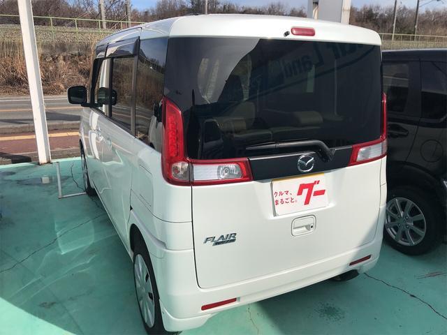 「マツダ」「フレアワゴン」「コンパクトカー」「山梨県」の中古車6