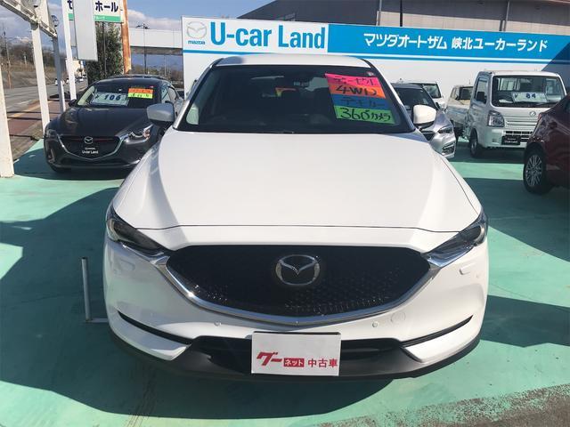 「マツダ」「CX-5」「SUV・クロカン」「山梨県」の中古車2