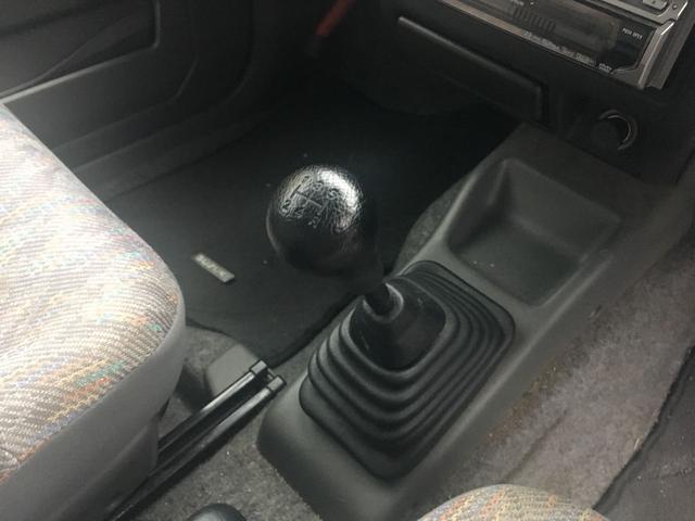スズキ ジムニー XC 4WD 5速マニュアル CDオーディオ キーレス