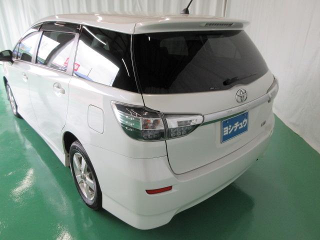 「トヨタ」「ウィッシュ」「ミニバン・ワンボックス」「新潟県」の中古車3