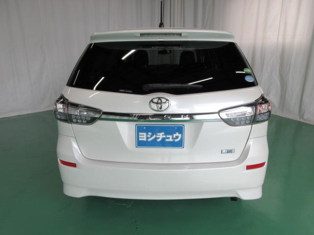 「トヨタ」「ウィッシュ」「ミニバン・ワンボックス」「新潟県」の中古車5