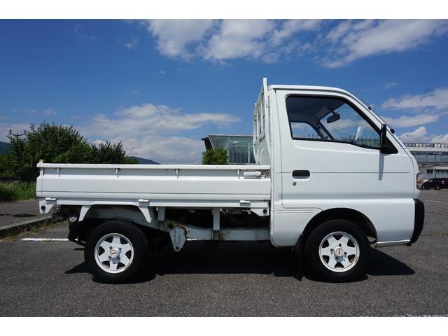 金太郎ダンプWA 3方開 切替4WD デフロック付 4速MT(16枚目)