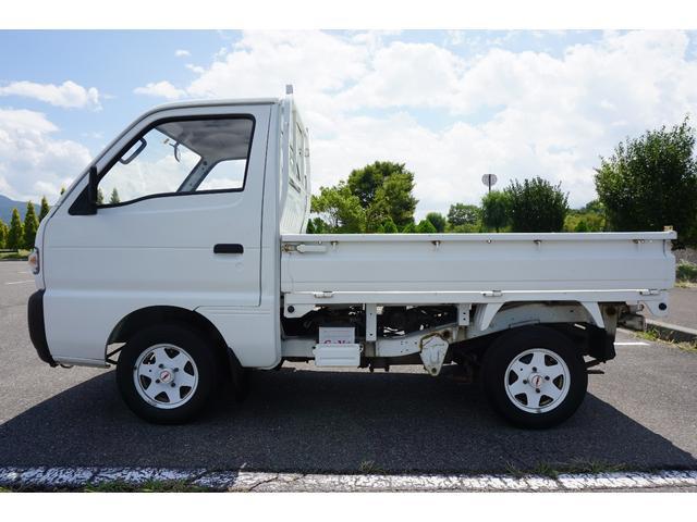 金太郎ダンプWA 3方開 切替4WD デフロック付 4速MT(20枚目)