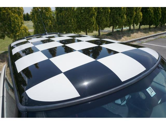 クーパーS ターボ 6MT車 新品ランフラットタイヤ交換済(11枚目)