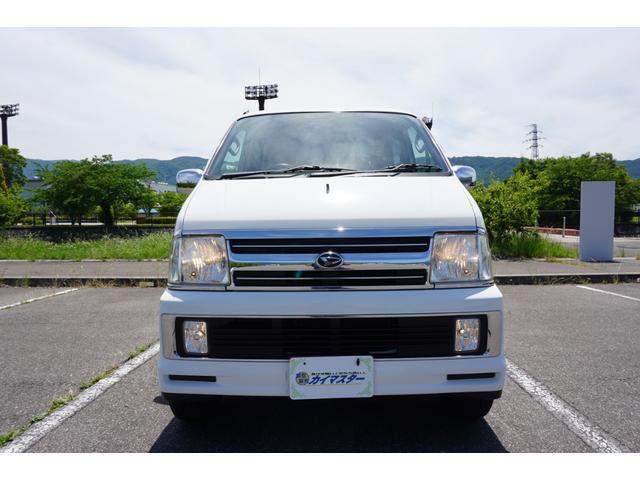 カスタムターボ 4WD Tベルト・Wポンプ交換付 車検整備付(14枚目)