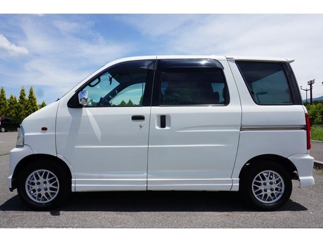 カスタムターボ 4WD Tベルト・Wポンプ交換付 車検整備付(20枚目)