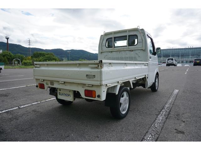 KCパワステ 4WD 3速AT 荷台ゴムマット 夏冬タイヤ付(17枚目)