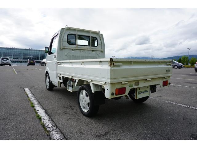KCパワステ 4WD 3速AT 荷台ゴムマット 夏冬タイヤ付(19枚目)