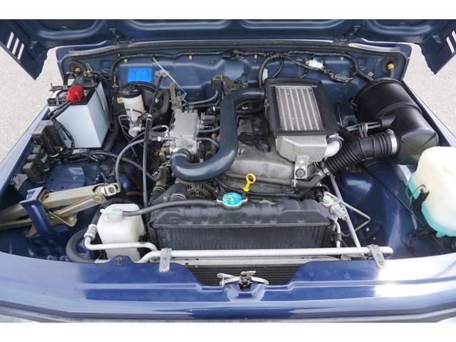 ワイルドウインド 4WD 5速MT TチェーンEg キャリア(11枚目)