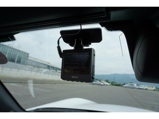 ☆社外のドライブレコーダーも装備されておりますので、万が一の際に役に立ちますね♪