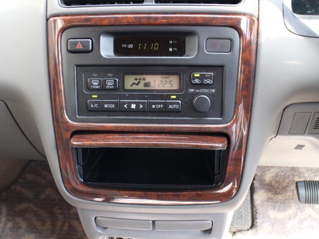 トヨタ ガイア リミテッド 4WD キーレス 14インチアルミ 3列7人乗り