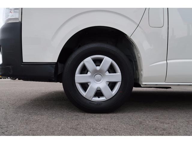 トヨタ ハイエースバン ロング DX4WD 5Dr SDナビ