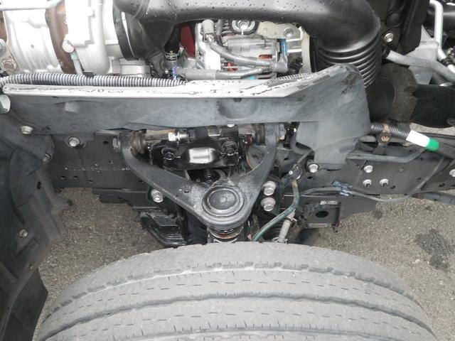 フルジャストロー 2t積 4AT ETC プリクラッシュセーフティ 車線逸脱警報装置 VSC ABS アイドリングストップ 排気ブレーキ 前席エアバッグ フォグランプ 助手席側電動格納ミラー(34枚目)