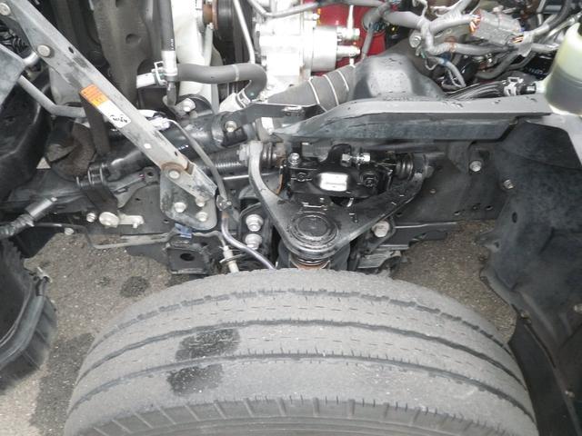 フルジャストロー 2t積 4AT ETC プリクラッシュセーフティ 車線逸脱警報装置 VSC ABS アイドリングストップ 排気ブレーキ 前席エアバッグ フォグランプ 助手席側電動格納ミラー(37枚目)