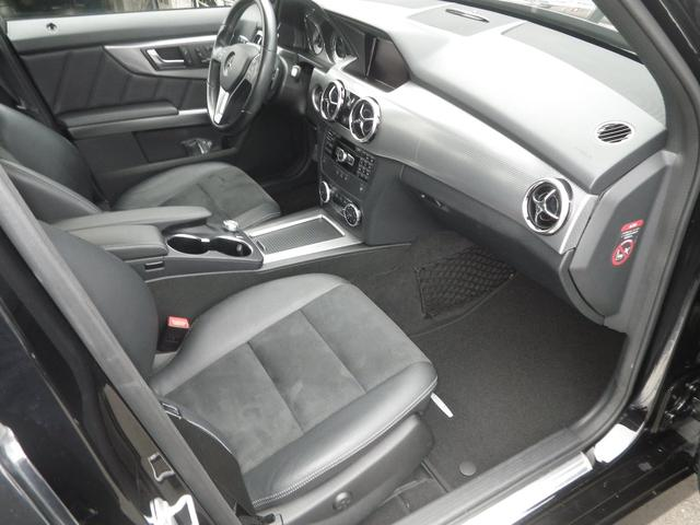 GLK350 4マチック 4WD AMGスポーツパッケージ ETC HDDナビ クルーズコントロール 前席パワーシート 前席シートヒーター パワーバックドア クリアランスソナー(20枚目)