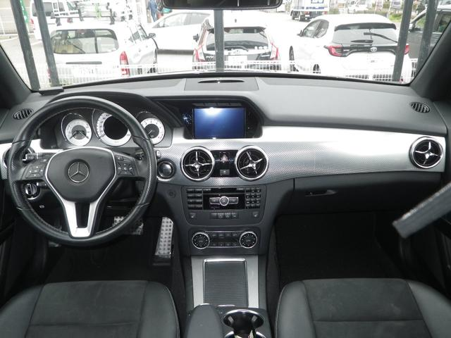 GLK350 4マチック 4WD AMGスポーツパッケージ ETC HDDナビ クルーズコントロール 前席パワーシート 前席シートヒーター パワーバックドア クリアランスソナー(23枚目)