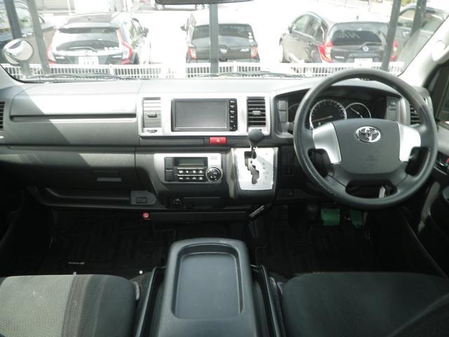 ロングスーパーGL 4WD 4AT ETC キーレス バックカメラ SDナビ フルセグTV オートライト オートエアコン イージークローザー タイベル交換済(22枚目)