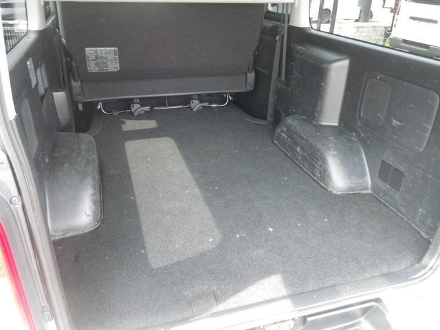 ロングスーパーGL 4WD 4AT ETC キーレス バックカメラ SDナビ フルセグTV オートライト オートエアコン イージークローザー タイベル交換済(38枚目)