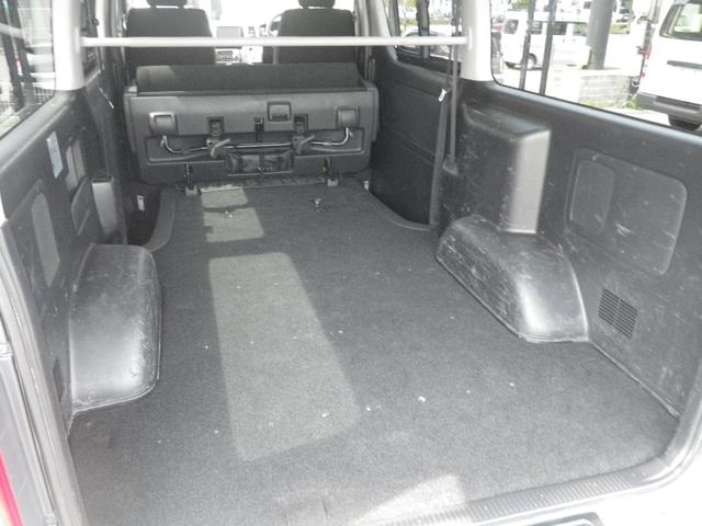 ロングスーパーGL 4WD 4AT ETC キーレス バックカメラ SDナビ フルセグTV オートライト オートエアコン イージークローザー タイベル交換済(39枚目)