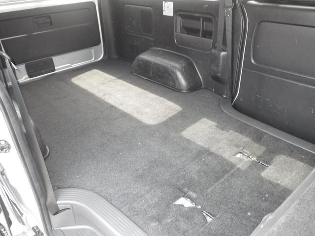 ロングスーパーGL 4WD 4AT ETC キーレス バックカメラ SDナビ フルセグTV オートライト オートエアコン イージークローザー タイベル交換済(40枚目)