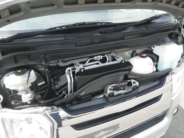 ロングスーパーGL 4WD 4AT ETC キーレス バックカメラ SDナビ フルセグTV オートライト オートエアコン イージークローザー タイベル交換済(43枚目)