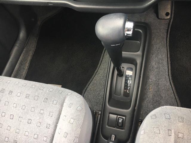 Bターボスペシャル 4WD アルミホイール キーレス(16枚目)