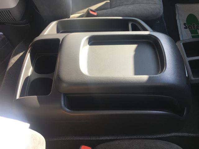 4WD ディーゼルターボ 10人乗りワゴン 3ナンバー(14枚目)