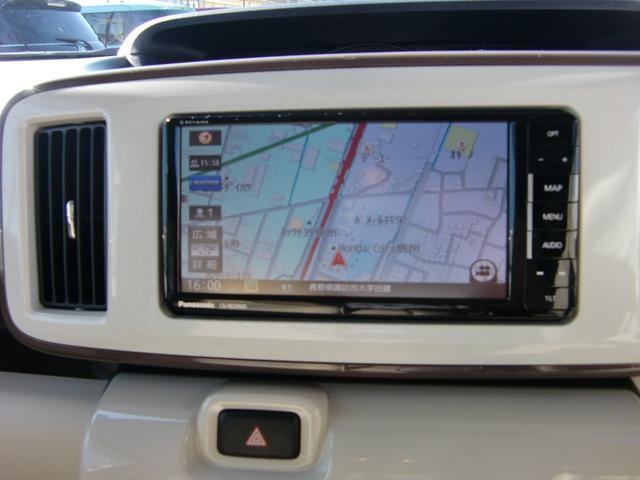Gメイクアップ SAII 4WD 社外ナビTV Rカメラ(12枚目)
