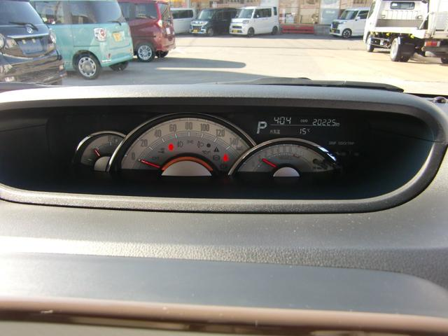 Gメイクアップ SAII 4WD 社外ナビTV Rカメラ(14枚目)