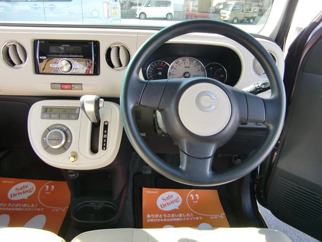 ココアプラスX 4WD 1オーナー車 CD ETCキーフリー(11枚目)