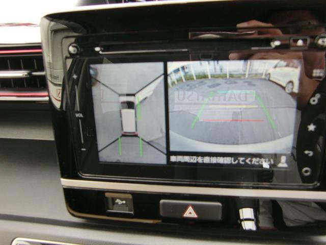 ハイブリッドT ターボ 純正全方位モニターナビTV(13枚目)