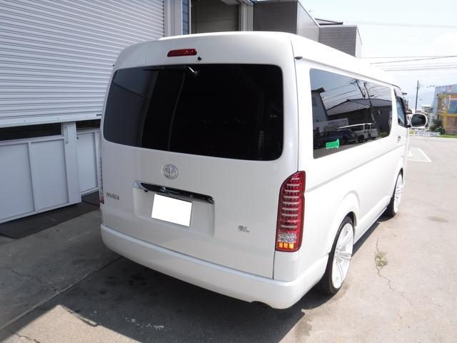 「トヨタ」「ハイエースワゴン」「ミニバン・ワンボックス」「長野県」の中古車8