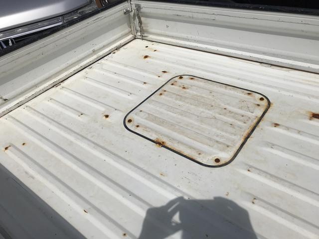 ホンダ アクティトラック SDX 4WD エアコン パワステ 運転席エアバッグ