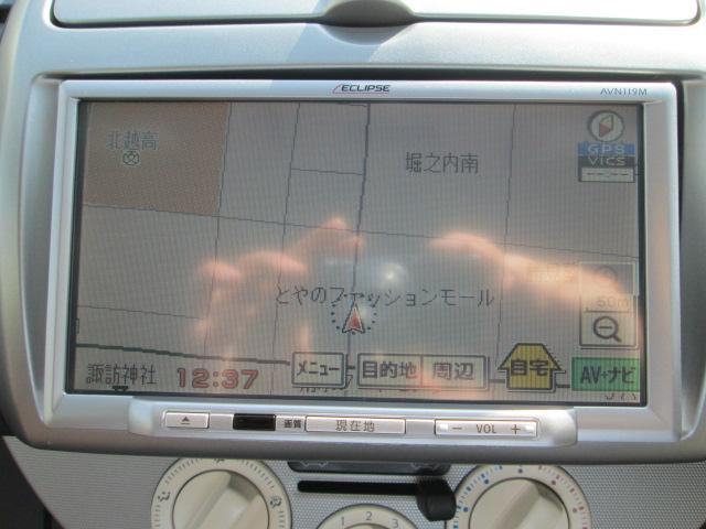 日産 ノート 15 ブラウニーインテリア 限定車 社外ナビ スマートキー