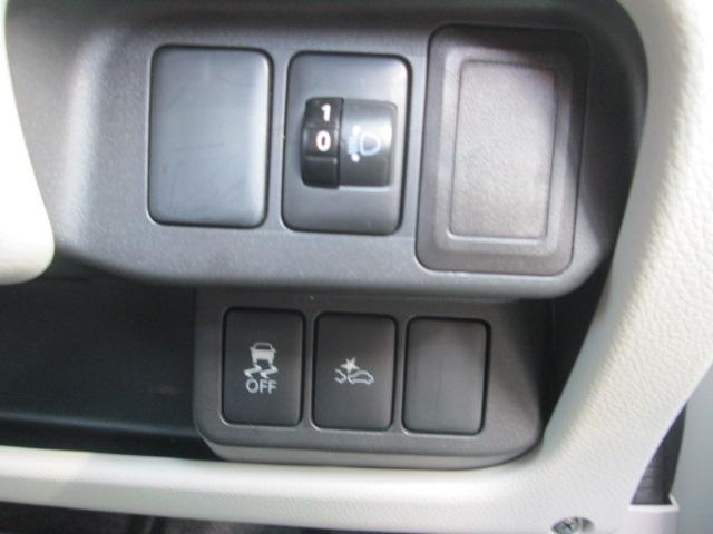 横滑り防止機能スイッチ/衝突被害軽減ブレーキスイッチ