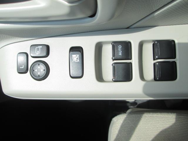 運転席まわりスイッチ