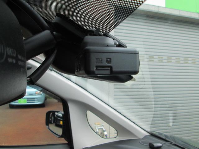 万が一に備えた、前方用ドライブレコーダー★