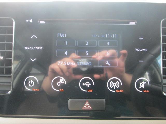 ディスプレイ付きタッチパネル式オーディオ/CD/AM・FMラジオ/USB対応★
