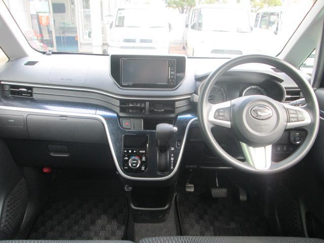 メーターやシフト、スイッチ位置など運転席まわりの配置はしっくりいきたいものですね!まずは座ってチェックしてみてください♪