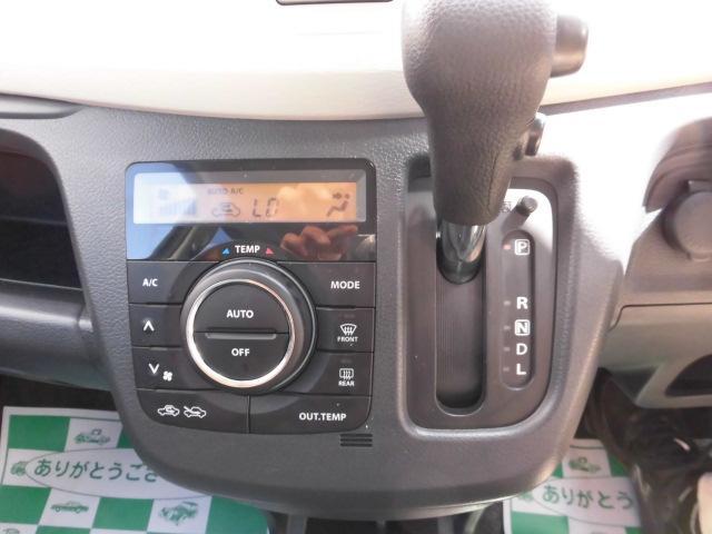 スズキ ワゴンR FX シートヒーター