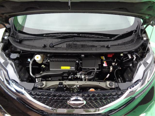 ハイウェイスター X 衝突被害軽減ブレーキサポート アイドリングストップ インテリジェントキー オートエアコン ABS LEDヘッドライト メモリーナビ・フルセグTV バックカメラ 横滑り防止装置 障害物センサー(9枚目)