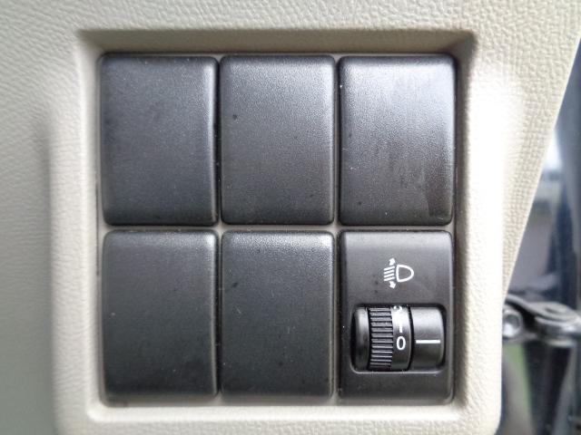 L 純正CDオーディオ エアコン ABS 両側スライドドア プッシュスタート 盗難防止装置 プライバシーガラス 4人乗り 集中ドアロック ブルーイッシュブラックパール3 パワーウィンドウ(4枚目)