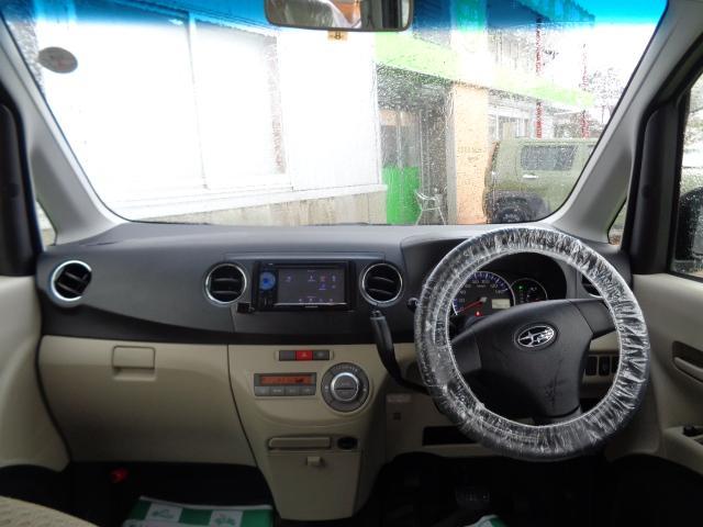 L プラムブラウンクリスタルマイカ CVT 14インチアルミホイール 4名乗り オーディオ付・DVD・CD スマートキー ベンチシート パワーウィンドウ アイドリングストップ フルフラットシート(3枚目)