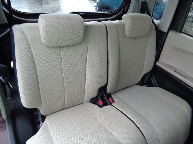 L プラムブラウンクリスタルマイカ CVT 14インチアルミホイール 4名乗り オーディオ付・DVD・CD スマートキー ベンチシート パワーウィンドウ アイドリングストップ フルフラットシート(22枚目)