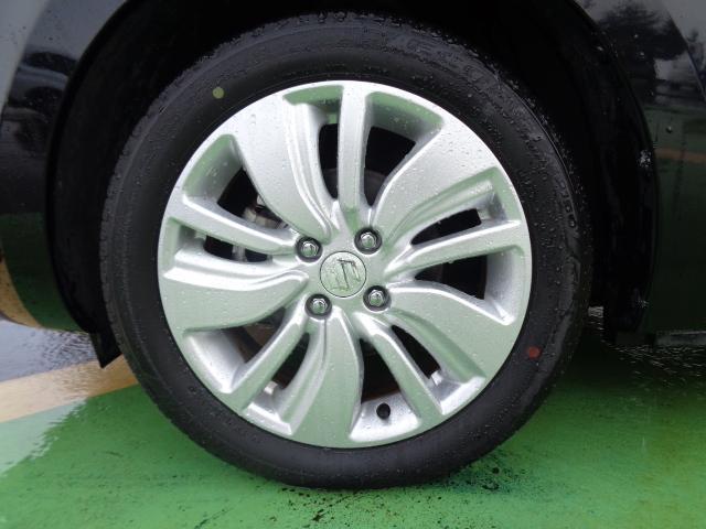 XL CVT スマートキー ステアリングスイッチ AAC 新品メモリーナビ・フルセグTV・CD・DVD プッシュスタート 運転席シートヒーター 16インチアルミホイール 横滑り防止装置 盗難防止装置 ABS(16枚目)