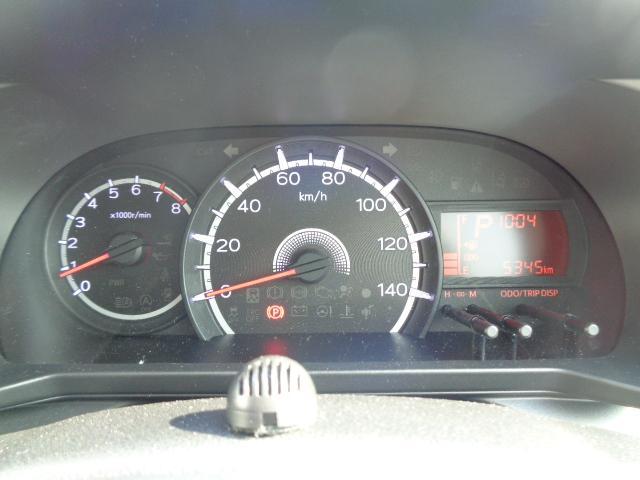 Xリミテッド SAIII メモリーナビ・CD・DVD・フルセグTV ETC 衝突被害軽減ブレーキ ドライブレコーダー バックカメラ 14インチアルミホイール プッシュスタート スマートキー シートヒーター オートハイビーム(7枚目)