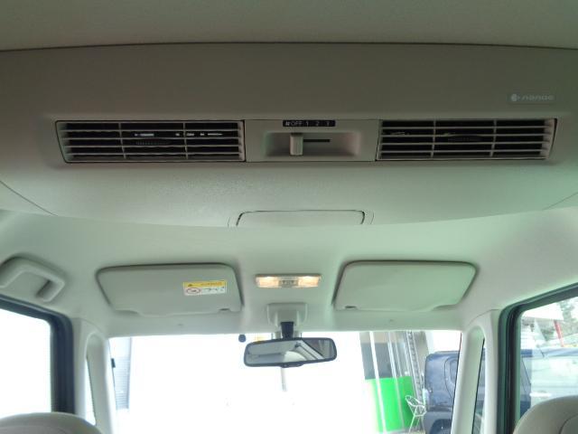 X メモリーナビ・CD・ワンセグTV ETC 衝突被害軽減ブレーキ 左側パワースライドドア 全方位カメラ バックカメラ プッシュスタート スマートキー 横滑り防止装置 ベンチシート 盗難防止装置(27枚目)