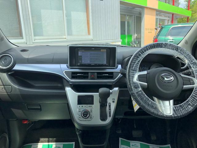 アクティバG SAII 4WD メモリーナビ バックカメラ 衝突防止軽減ブレーキ 横滑り防止装置 アイドリングストップ ETC 盗難防止装置 寒冷地仕様車 純正15インチアルミホイール キーレス スマートキー(6枚目)