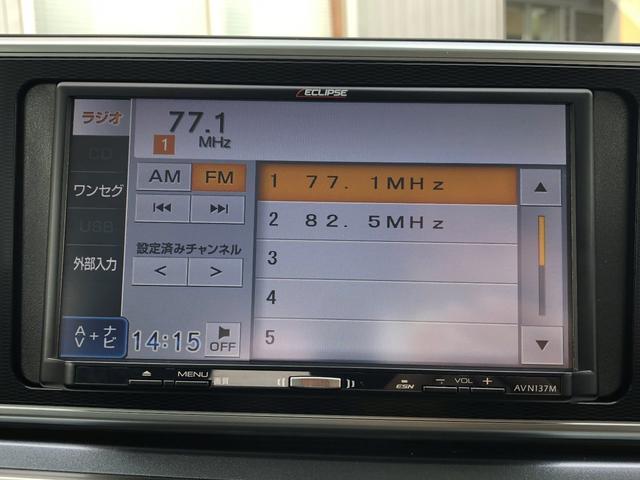 アクティバG SAII 4WD メモリーナビ バックカメラ 衝突防止軽減ブレーキ 横滑り防止装置 アイドリングストップ ETC 盗難防止装置 寒冷地仕様車 純正15インチアルミホイール キーレス スマートキー(7枚目)