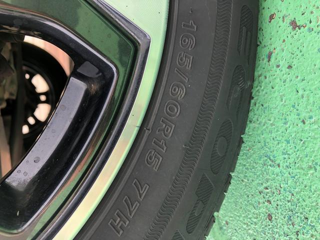 アクティバG SAII 4WD メモリーナビ バックカメラ 衝突防止軽減ブレーキ 横滑り防止装置 アイドリングストップ ETC 盗難防止装置 寒冷地仕様車 純正15インチアルミホイール キーレス スマートキー(21枚目)